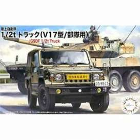 Military Vehicles  - 1:72 - Fujimi - 723419 - fuji723419 | The Diecast Company