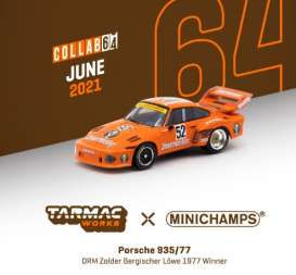 Porsche  - 935/77 orange - 1:64 - Tarmac - T64MC-002-JAG - TC-T64MC002JAG | The Diecast Company
