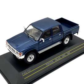 Toyota  - Hilux SR5 1997 blue - 1:43 - First 43 - F43131 - F43-131 | The Diecast Company