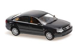 Audi  - A6 1997 green metallic - 1:43 - Maxichamps - 940017101 - mc940017101 | The Diecast Company