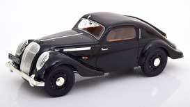Skoda  - Popular 1935 black - 1:18 - iScale - 118000000003 - iscale1180003 | The Diecast Company