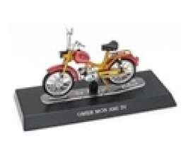 Bikes  - Omer Mon red/yellow - 1:18 - Magazine Models - X8FALA0035 - magmot035 | The Diecast Company