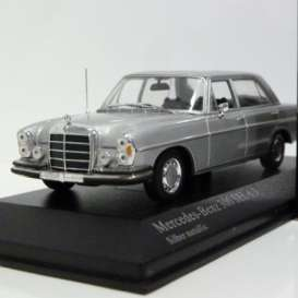 Mercedes Benz  - 300 SEL 6.3 W109 1968 silver - 1:43 - Maxichamps - 940039101 - mc940039101 | The Diecast Company
