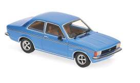 Opel  - Kadett C  1978 blue - 1:43 - Maxichamps - 940048100 - mc940048100 | The Diecast Company