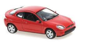 Ford  - Puma 1996 red - 1:43 - Maxichamps - 940086520 - mc940086520 | The Diecast Company