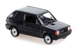 Fiat  - Panda 1980 blue - 1:43 - Maxichamps - 940121400 - mc940121400 | The Diecast Company