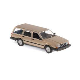 Volvo  - 740 Break 1986 gold - 1:43 - Maxichamps - 940171711 - mc940171711 | The Diecast Company