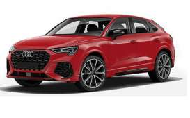 Audi  - RS Q3 Sportback 2019 red metallic - 1:87 - Minichamps - 870010100 - mc870010100 | The Diecast Company