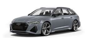 Audi  - RS 6 Avant 2019 grey - 1:87 - Minichamps - 87001010012 - mc870010012 | The Diecast Company