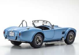 Shelby  - Cobra 427 blue  - 1:12 - Kyosho - 8633VBL - kyo8633VBL | The Diecast Company