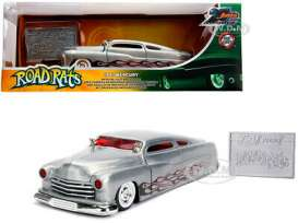 Mercury  - 1951 metal/red - 1:24 - Jada Toys - 31080 - jada31080 | The Diecast Company