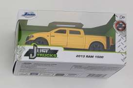 Ram  - 1500 2013 yellow - 1:32 - Jada Toys - 24076 - jada24076Y | The Diecast Company