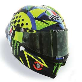 Helmet  - 2020  - 1:8 - Minichamps - 399200066 - mc399200066 | The Diecast Company