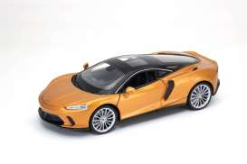 McLaren  - Gt 2020 gold - 1:24 - Welly - 24105 - welly24105gd | The Diecast Company