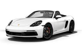 Porsche  - 718 Cayman GTS (982) 2020 white - 1:43 - Minichamps - 410069101 - mc410069101 | The Diecast Company