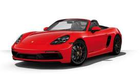 Porsche  - 718 Cayman GTS (982) 2020 red - 1:43 - Minichamps - 410069102 - mc410069102 | The Diecast Company