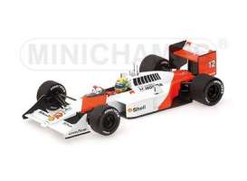 McLaren  - 1988 red/white - 1:18 - Minichamps - 540881812 - mc540881812 | The Diecast Company