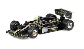 Lotus Renault - 97T 1985 black - 1:18 - Minichamps - 540851872 - mc540851872 | The Diecast Company