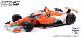 Chevrolet Honda - 2021 orange/white - 1:18 - GreenLight - 11119 - gl11119 | The Diecast Company