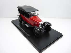 Citroen  - Type A red/black - 1:24 - Magazine Models - 24CitroenTypeA - mag24CitTypeA | The Diecast Company