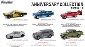 Assortment/ Mix  - Anniversary Collection series  various - 1:64 - GreenLight - 28080 - gl28080 | The Diecast Company