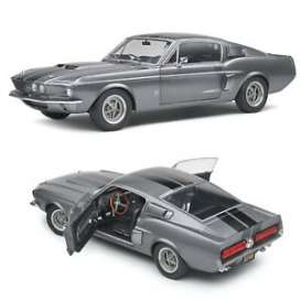 Shelby  - GT500 1969 grey/black - 1:18 - Solido - 1802905 - soli1802905 | The Diecast Company