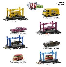 Assortment/ Mix  - various - 1:64 - M2 Machines - 37000-38 - M2-37000-38 | The Diecast Company