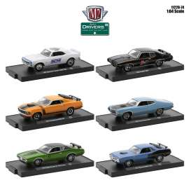 Assortment/ Mix  - various - 1:64 - M2 Machines - 11228-74 - M2-11228-74 | The Diecast Company