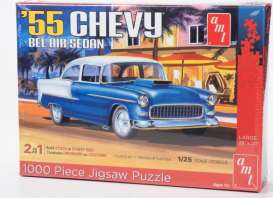 puzzle  - 1:25 - AMT - AWAC009 - AWAC009-2 | The Diecast Company