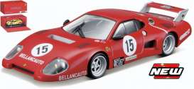 Ferrari  - 512 BB red - 1:43 - Bburago - 36308 - bura36308 | The Diecast Company
