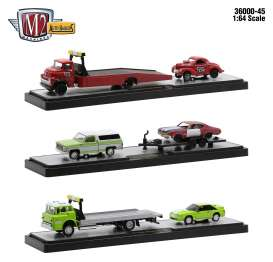 Assortment/ Mix  - Various - 1:64 - M2 Machines - 36000-45 - m2-36000-45 | The Diecast Company